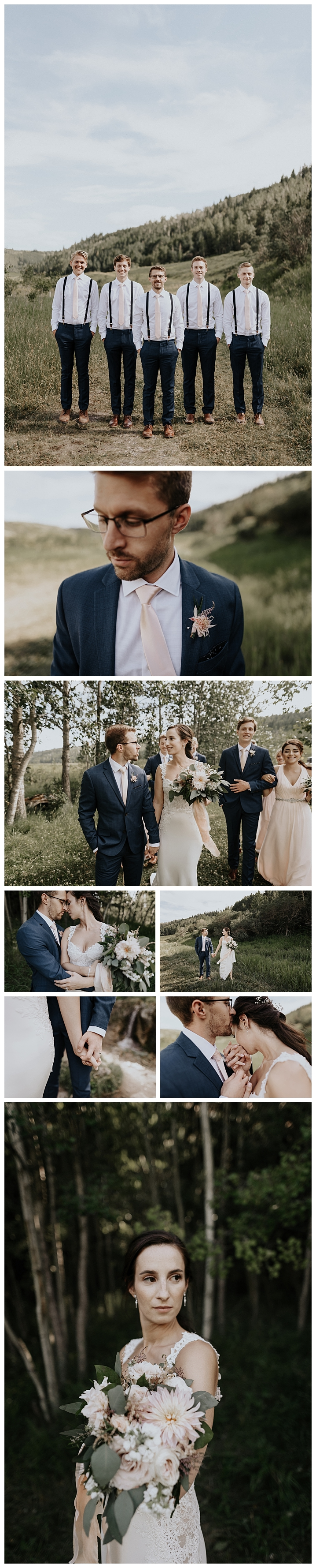 Cochrane Ranchehouse Wedding 2017