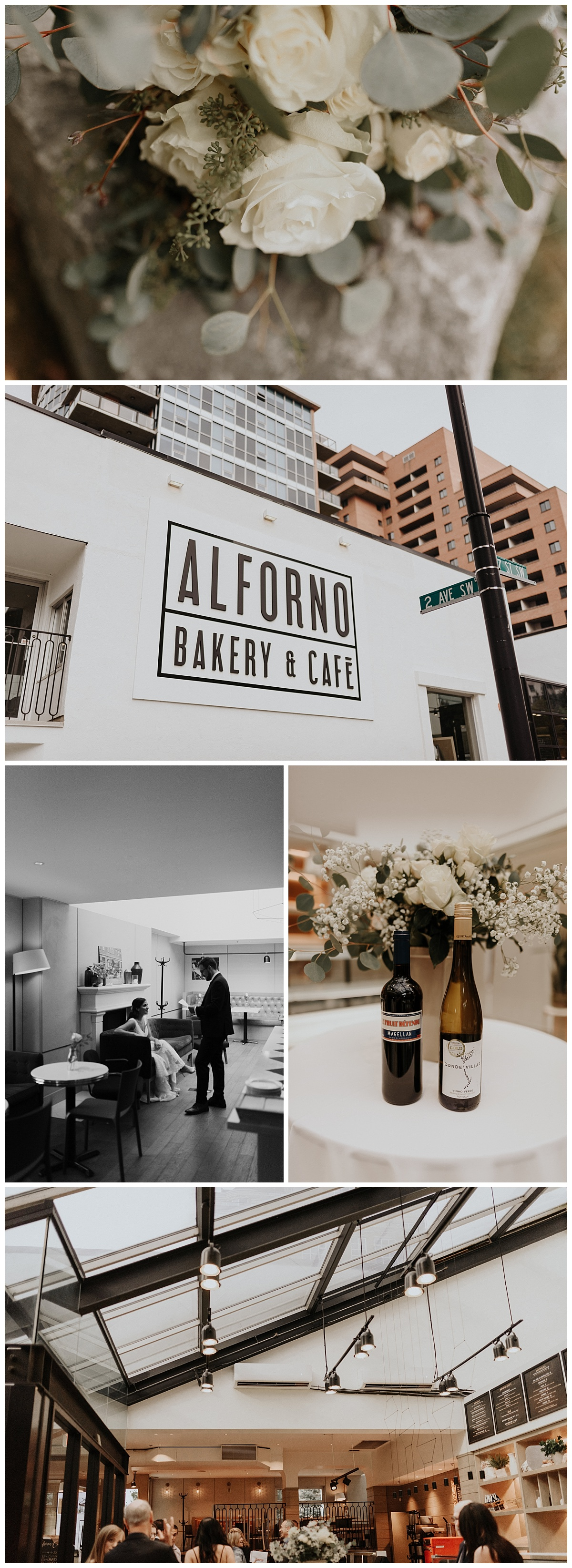 Alforno Bakery Wedding
