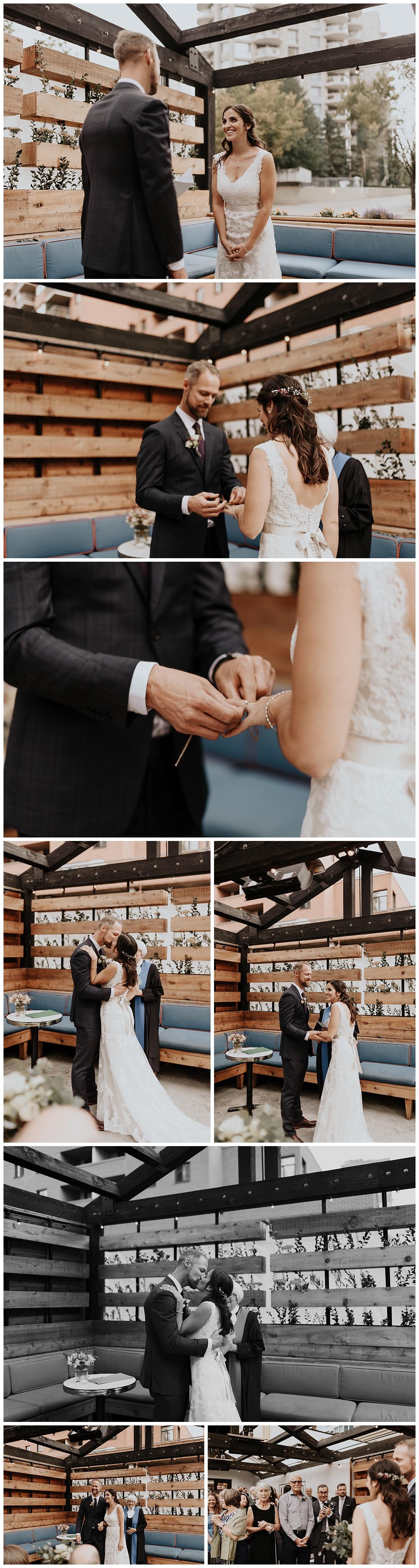 Alforno Bakery Wedding