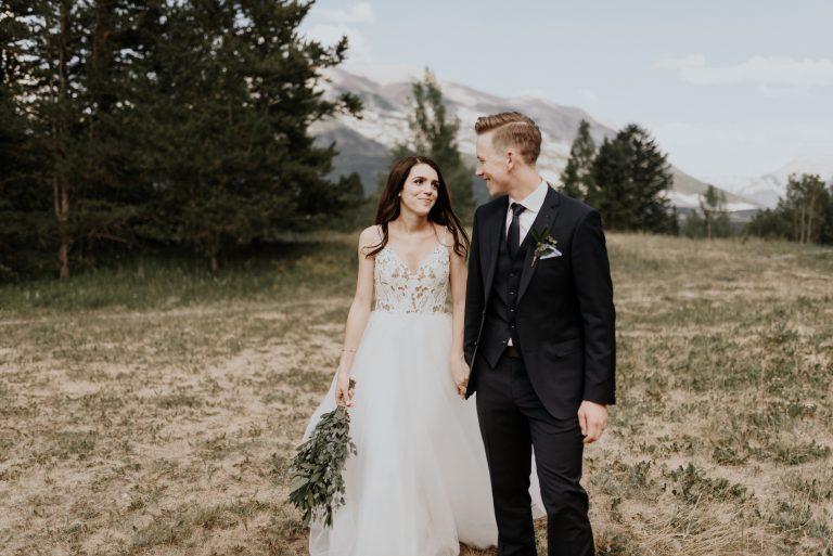 Canmore Wedding - Calgary Wedding Photographer